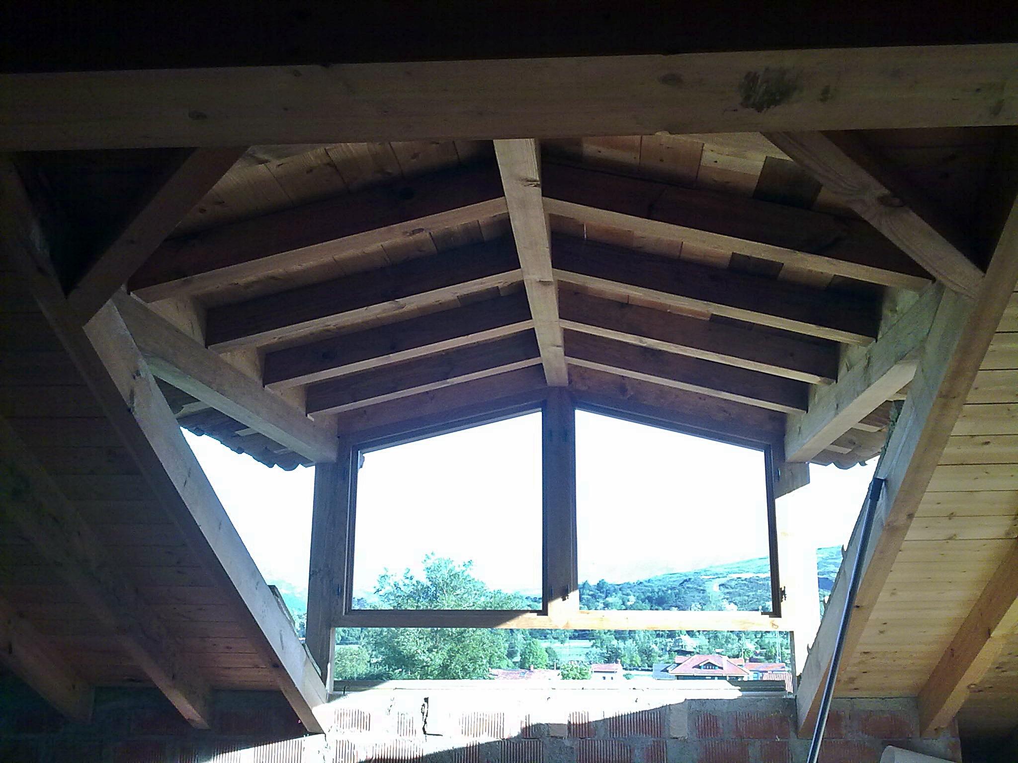Estructuras de madera techos - Estructuras de madera para techos ...